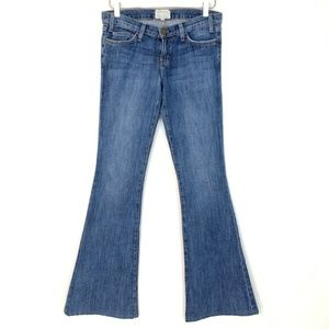Current Elliott The Low Bell Flare Jeans
